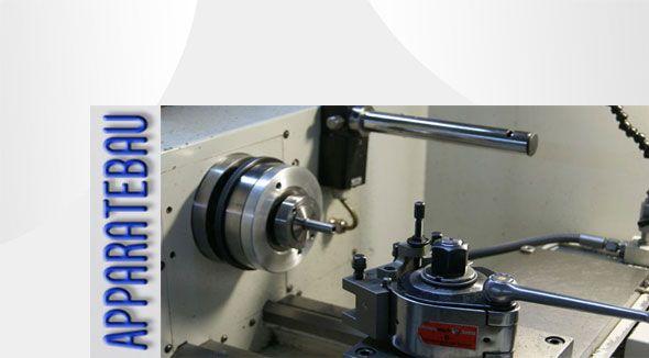 Drehteile und Präzisionsdrehteile v. Geretsried mit der Maschine Weiler